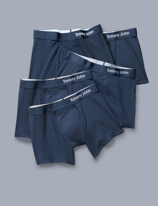 Tommy John Cool Cotton Trunk 5 Pack