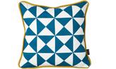 ferm LIVING Geometry Cushion