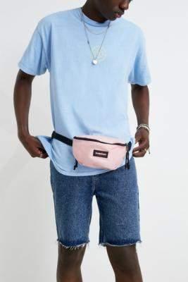 Eastpak Springer Serene Pink Bum Bag - pink at Urban Outfitters