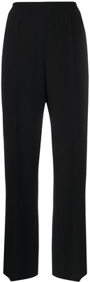 Alberto Biani Flared Hem Trousers