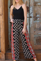 Angie Wide Leg Pant