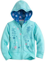 Disney Frozen Zip Hoodie for Girls