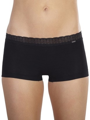 M&Co Ten Cate luxury cotton lace band short