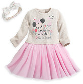 Disney Minnie Mouse Knit Dress Set for Baby