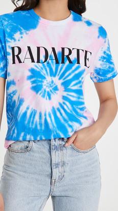 Rodarte Radarte Tie Dye T-Shirt