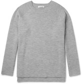Nonnative Dweller Ribbed-Knit Wool-Blend Sweater