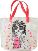 Old Navy Girls Graphic Canvas Totes