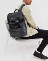 Ted Baker Roads nylon backpack in gray