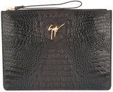 Giuseppe Zanotti Design Marcel oversized clutch bag