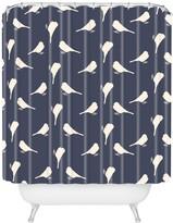 Deny Designs Allyson Johnson Little Birdies Shower Curtain