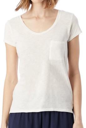 Fresh Cuts Clothing - Vintage White Pocket Pre Washed Tee - Pre Wash / Large / Vintage White - White