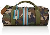 Valentino Men's Camouflage Duffel Bag
