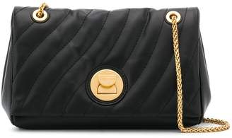 Coccinelle quilted crossbody bag