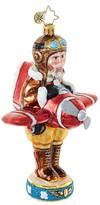 Christopher Radko Flying Ace Nutcracker Ornament