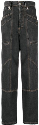 Etoile Isabel Marant I'm Etoile straight jeans