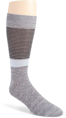 Nordstrom Ultrasoft Stripe Sock