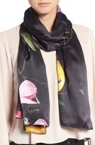 Ted Baker 'Citrus Bloom' Silk Scarf