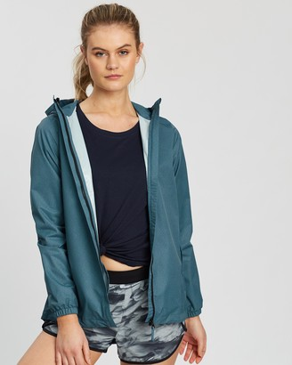 Team Timbuktu Opal Tech Rain Jacket