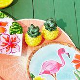 Sur La Table Pineapple Salt and Pepper Shaker Set