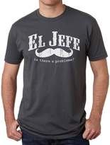TheShirtDudes EL Jefe (The Boss) - funny Mexican Adult T-Shirt