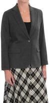 Pendleton Seasonless Worsted Wool Blazer (For Women)