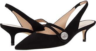Stuart Weitzman Dede (Black) Women's Shoes