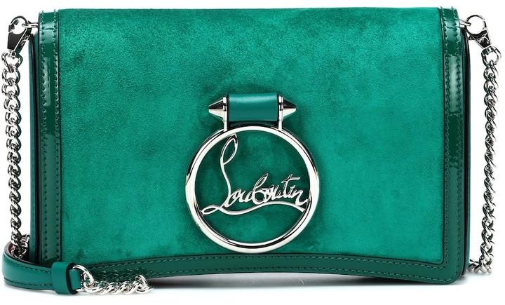 Christian Louboutin Rubylou leather crossbody bag