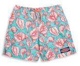 Vineyard Vines Toddler's, Little Boy's & Boy's Ocean Shells Drawstring Swim Shorts