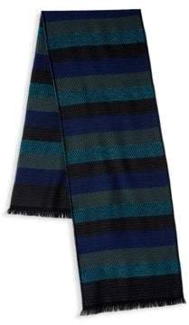 Missoni Printed Stripe Scarf