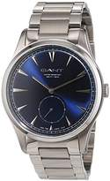 Gant men's Quartz Watch Analogue Display and Stainless Steel Strap W71008