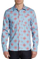 Billionaire Boys Club Maarso Cotton Shirt