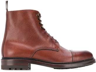 Berwick Shoes Marron boots