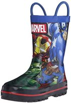 Disney 1AVS502 Avengers Rain Boot (Toddler/Little Kid)