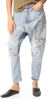 Free People Blazing Summer Harem Jeans