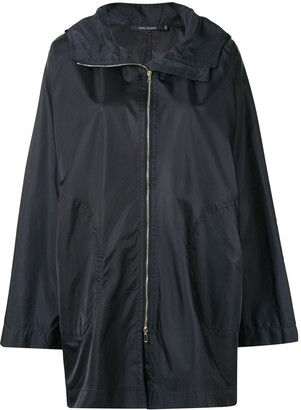 Sofie D'hoore Clem hooded raincoat