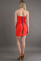 Boulee Serena in Hot Coral/ Chic Red