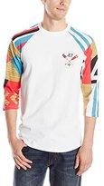 Lrg Men's Paddleteamraglan T-Shirt