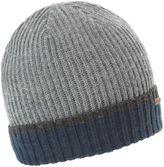 Dune Palma Contrast Trim Beanie Hat