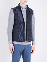Michael Kors Relaxed-fit quilted gilet