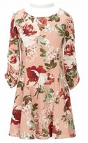 My Michelle Big Girls 7-16 Floral-Print A-Line Dress