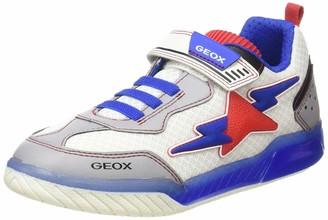 Geox Boys J INEK B Low-Top Sneakers