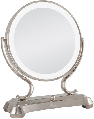 Zadro Dimmable Glamour 1X/5X Vanity Mirror