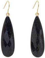 Lola Rose Luciana Blue Sandstone Drop Earrings