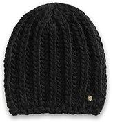 Esprit Women's Beanie Hat - Black -