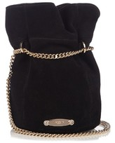 Lanvin Suede bucket bag