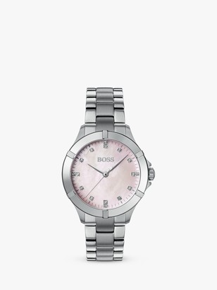HUGO BOSS Women's Mini Sport Bracelet Strap Watch