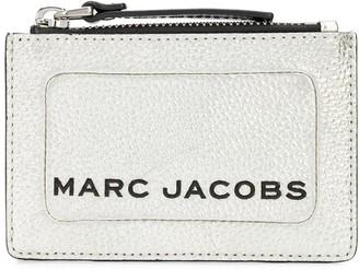 Marc Jacobs Metallic Logo Wallet