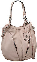 Oryany As Is Italian Grain Leather Hobo - Victoria