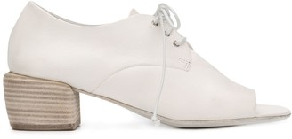 Marsèll Low Heel Lace-Up Shoes