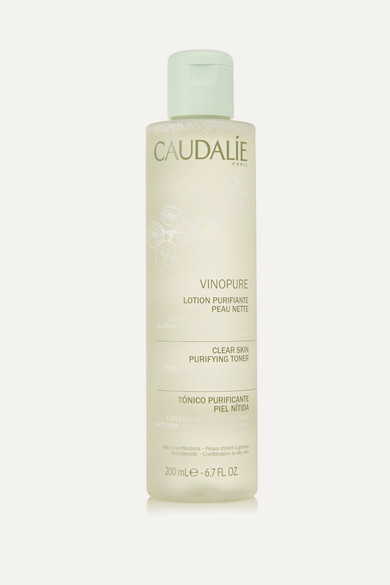 CAUDALIE Vinopure Clear Skin Purifying Toner, 200ml - Colorless